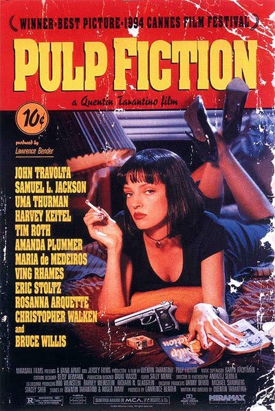 pulp fiction frasi