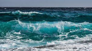frasi sulle onde del mare