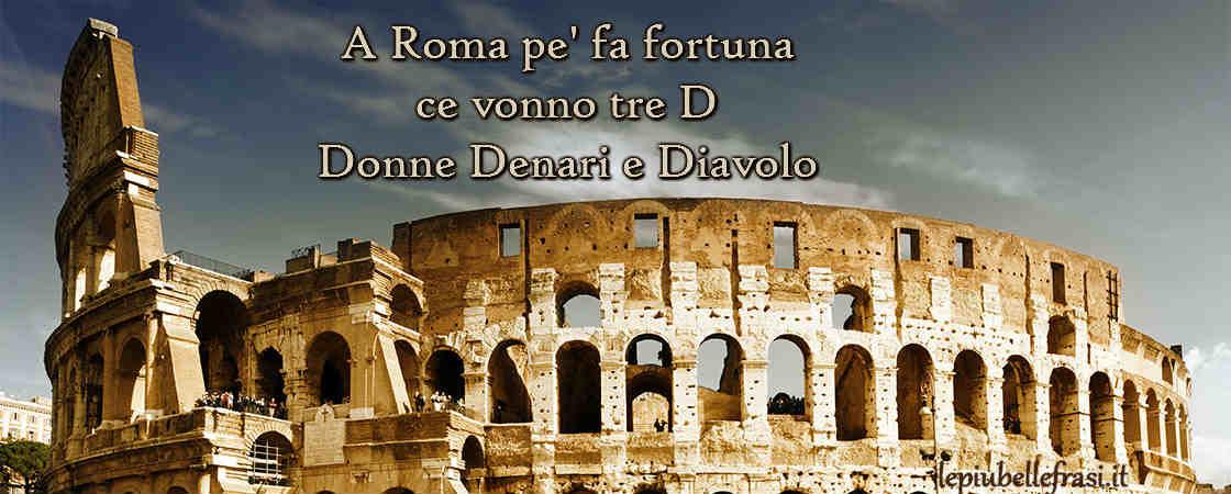 proverbi romani famosi