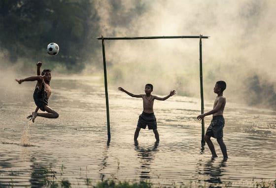 frasi belle sul calcio