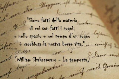 shakespeare frasi