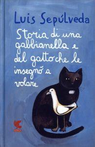 gabbianella e il gatto frasi