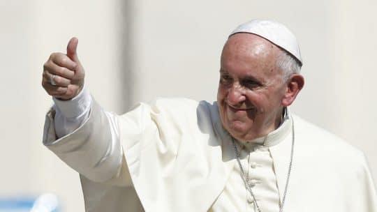 frasi sul natale papa francesco